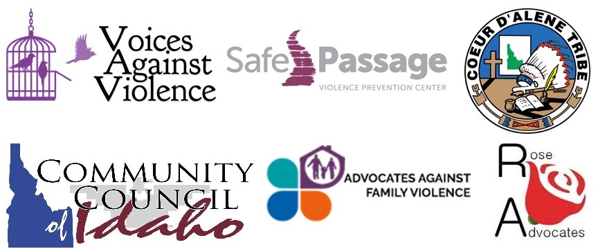 Idaho Coalition Against Sexual and Domestic Violence Specialized Services for Abused Parents and Children Project Partners
